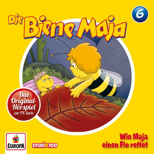 06 - Wie Maja einen Floh rettet Cover