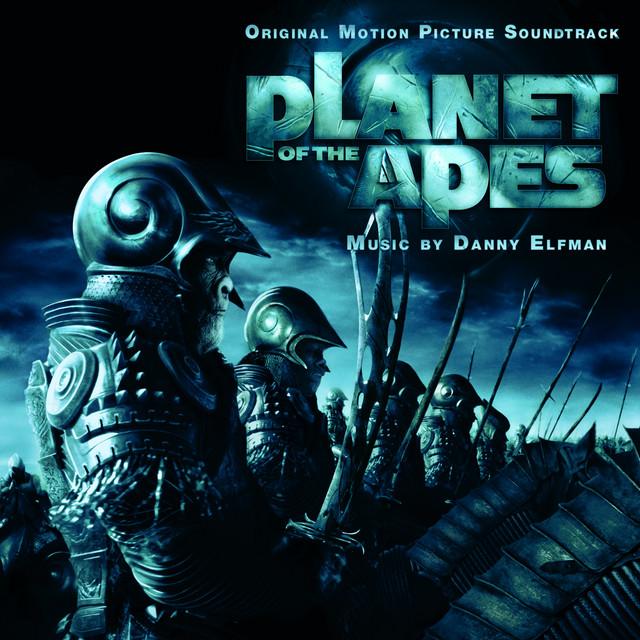 Planet of the Apes (Original Motion Picture Soundtrack) - Official Soundtrack