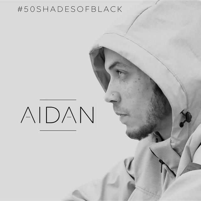 #50ShadesOfBlack