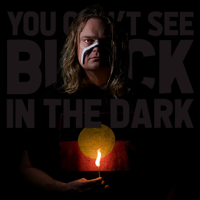 You Can't See Black In The Dark (feat. Ian Kenny)