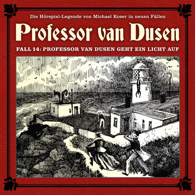 Die neuen Fälle, Fall 14: Professor van Dusen geht ein Licht auf Cover
