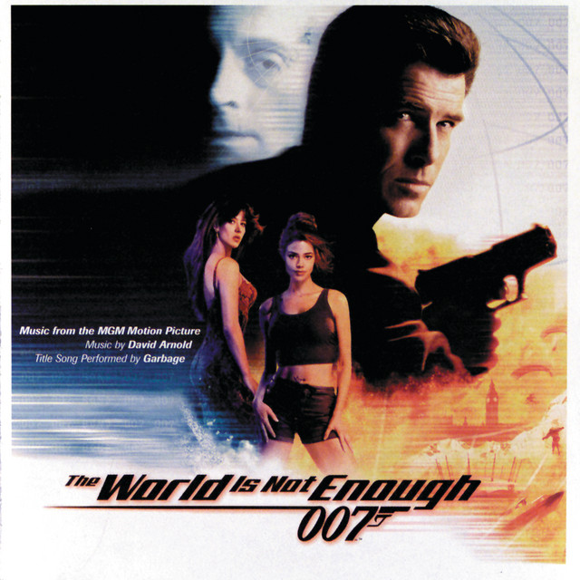 Music From The MGM Motion Picture The World Is Not Enough - Official Soundtrack