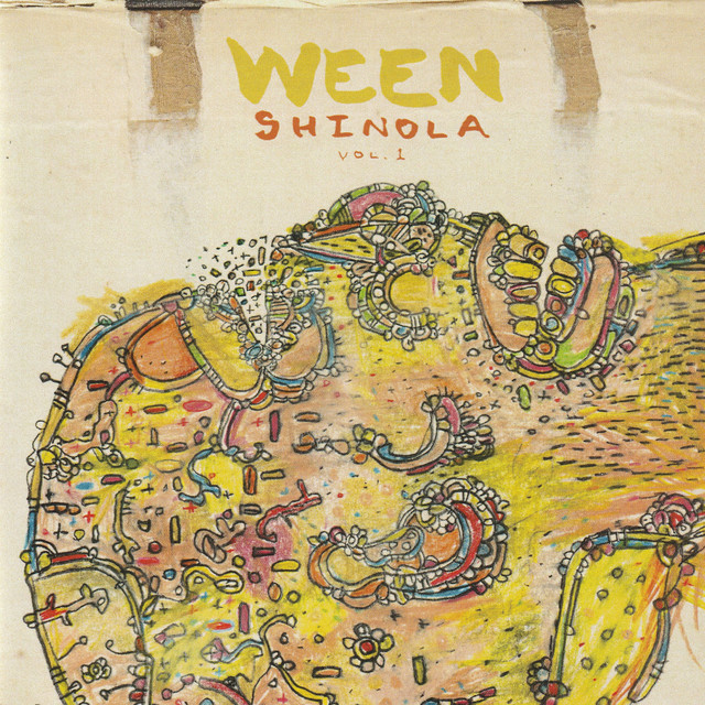 Cover art for Boys Club by Ween