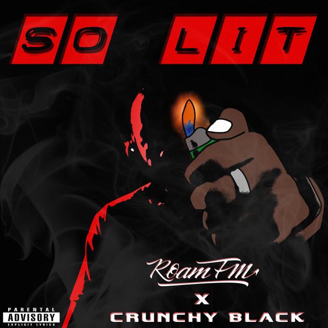 So Lit (Crunchy Black) Image