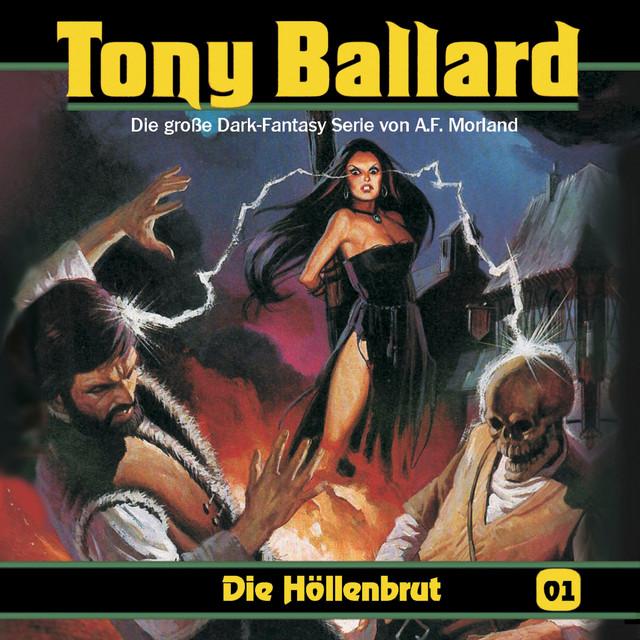 Tony Ballard Cover