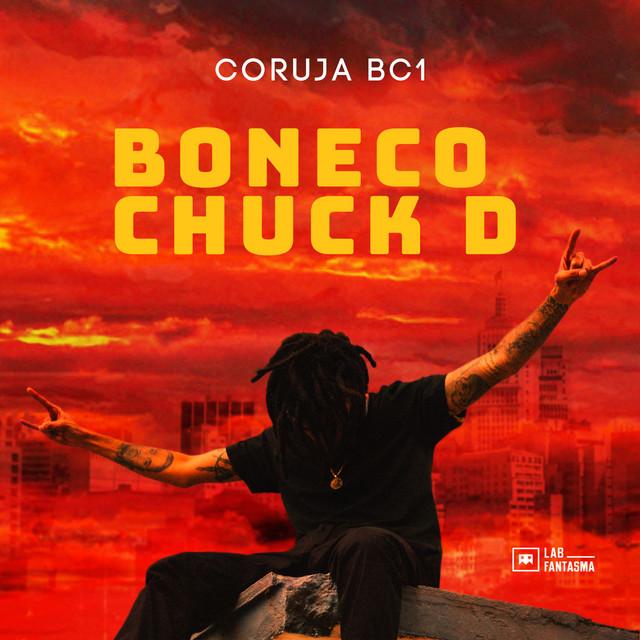 Boneco Chuck D