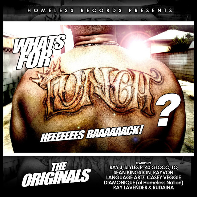 What's for Lunch?? Mixtape Originals
