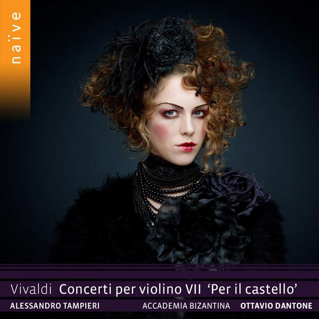 Vivaldi: Concerti per violino, Vol. 7. Per il castello