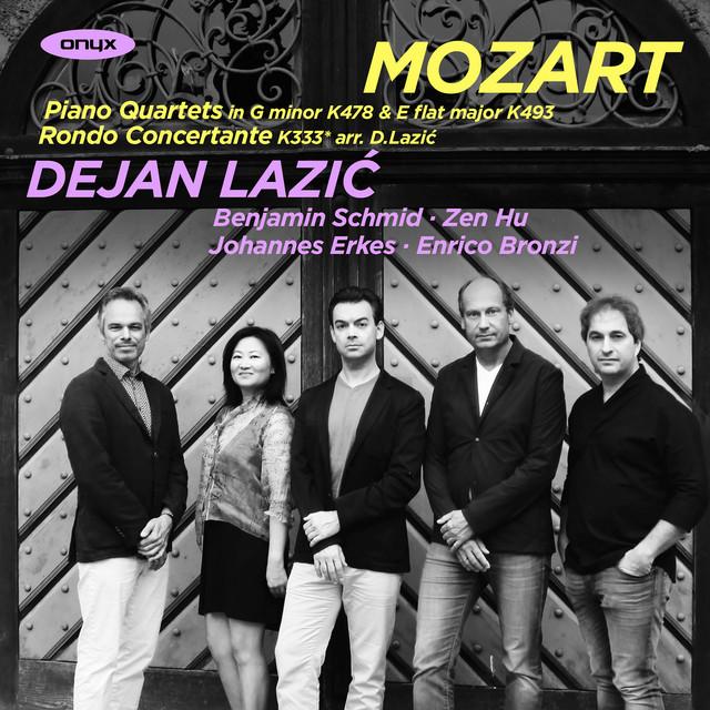 Mozart: Piano Quartet No. 1 / Piano Quartet No. 2