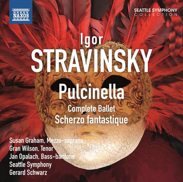 Stravinsky: Pulcinella - Scherzo fantastique