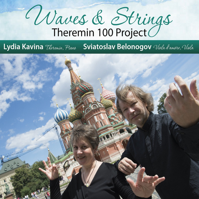 Waves and Strings - Theremin 100 Project