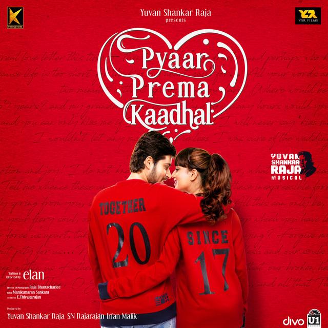 Pyaar Prema Kaadhal (Original Motion Picture Soundtrack)
