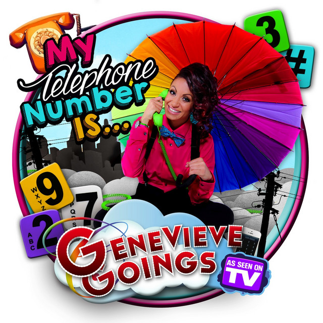 My Telephone Number Is... by Genevieve Goings