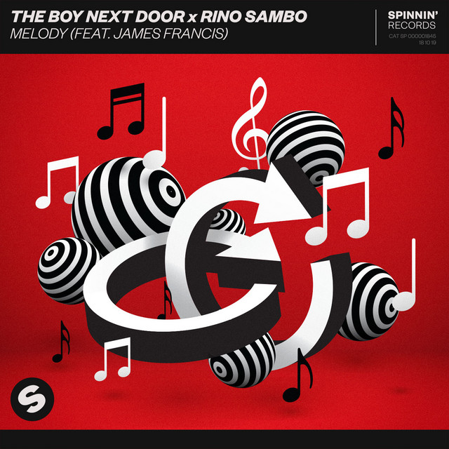 The Boy Next Door & Rino Sambo & James Francis - Melody (feat. James Francis)