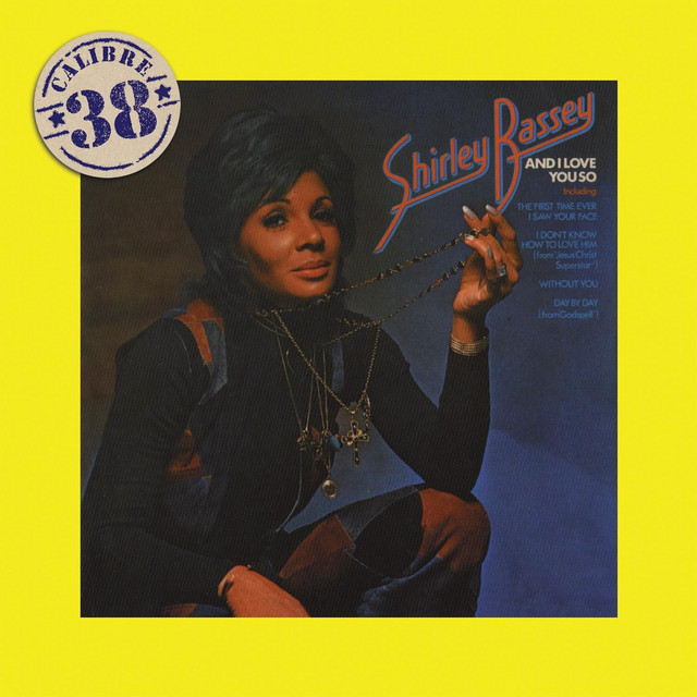 Cover art for Jezahel - 2000 Remaster by Shirley Bassey