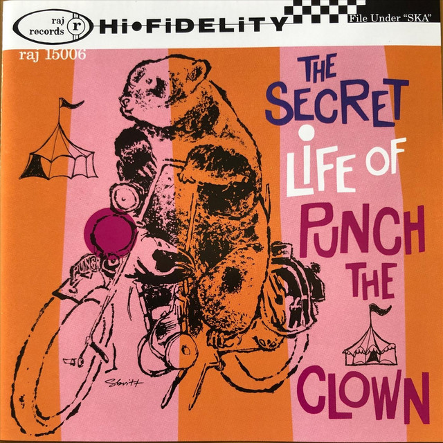The Secret Life of Punch the Clown