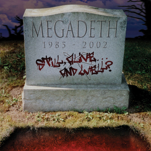 Artwork for Promises by Megadeth