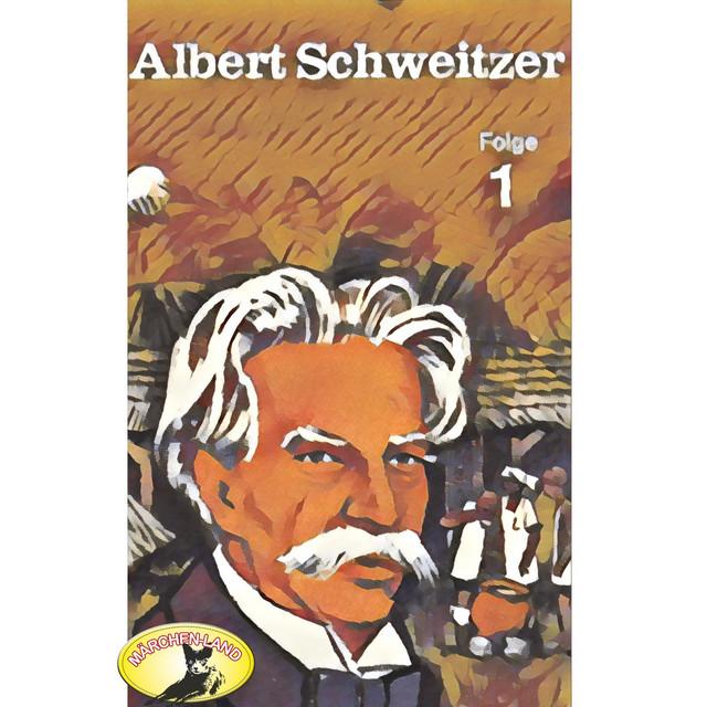 Albert Schweitzer, Folge 1 Cover