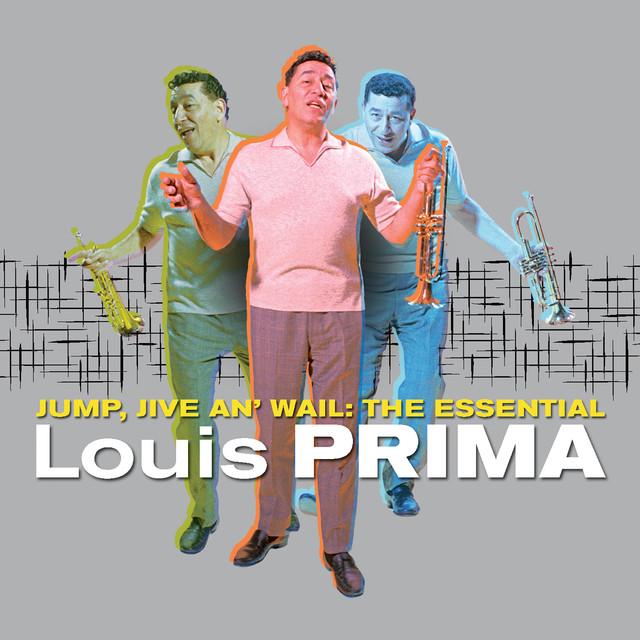 Jump, Jive, An' Wail (56) album cover
