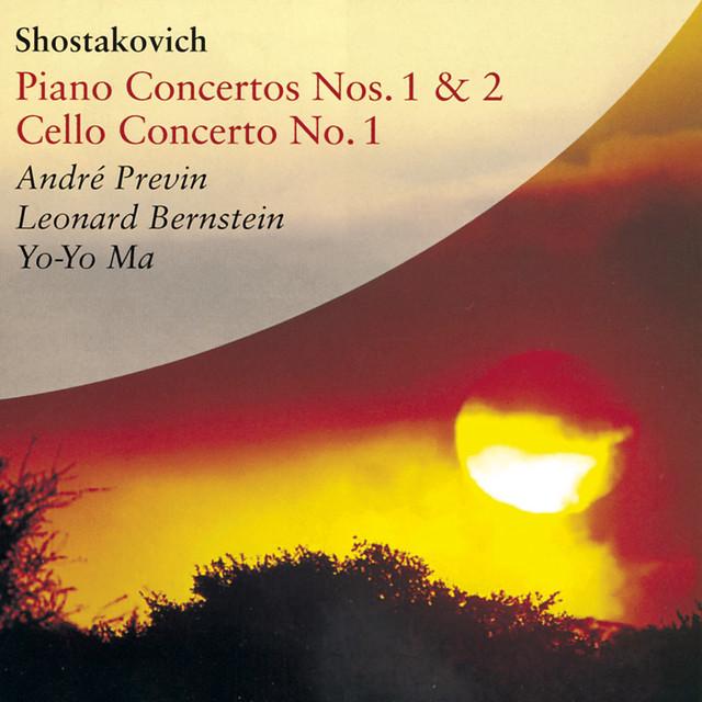 Shostakovich - Piano Concertos Nos. 1 & 2, Cello Concerto No. 1