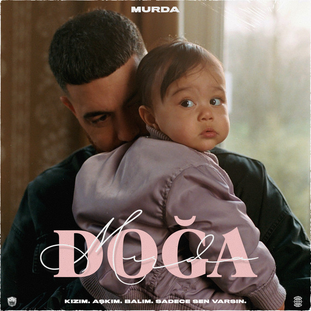 Album cover for DOĞA by Murda