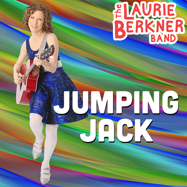 Jumping Jack by Laurie Berkner Band