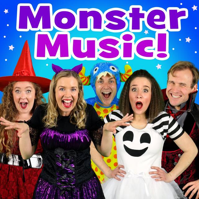 Monster Music! Kids Halloween Songs