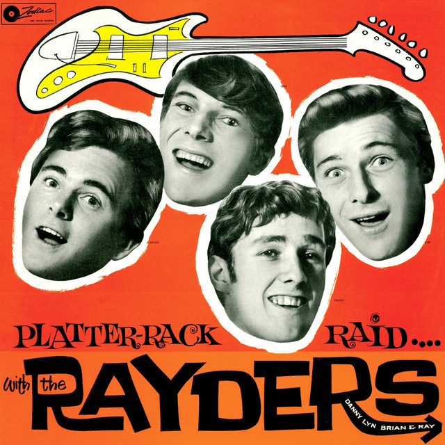 Platter-Rack Raid with the Rayders