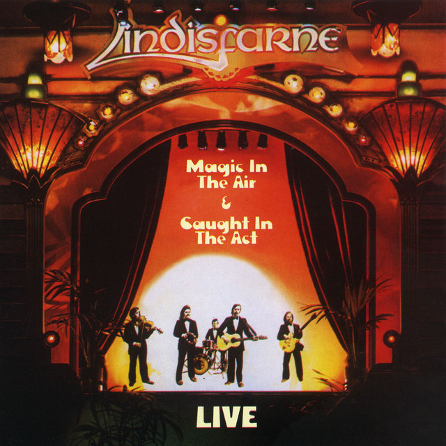 Live: Magic in the Air / Caught in the Act