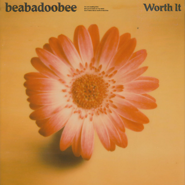 Beabadoobee - Worth It