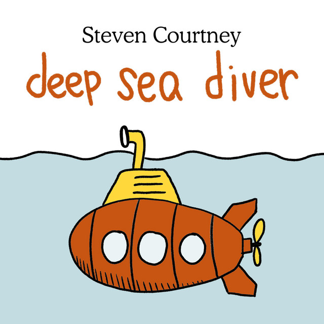 Deep Sea Diver by Steven Courtney