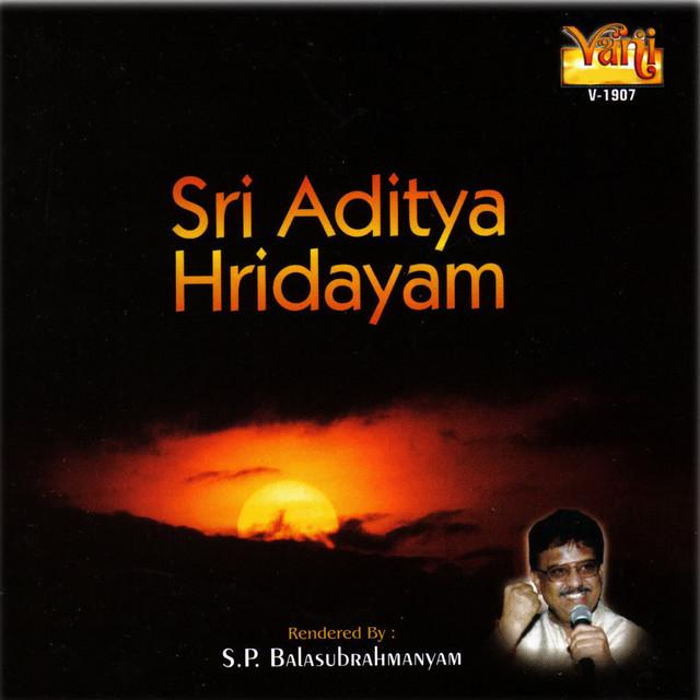 Sri Aditya Hridayam - S.P.Balasubrahmanyam