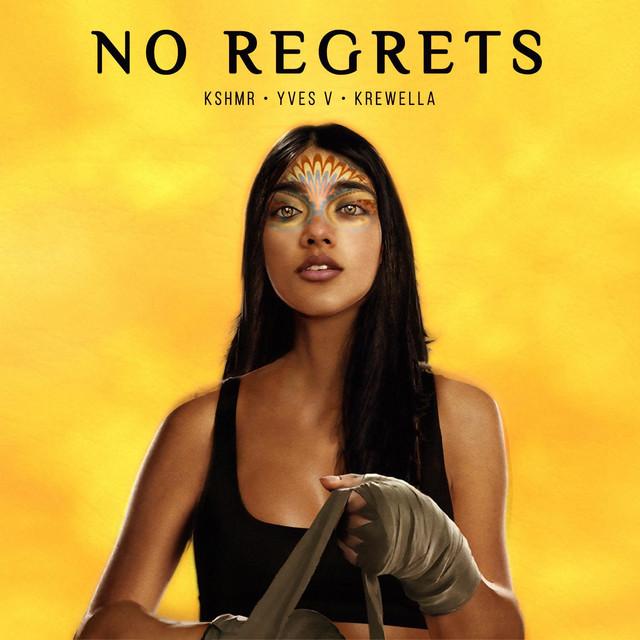 Yves V No Regrets (feat. Krewella) acapella