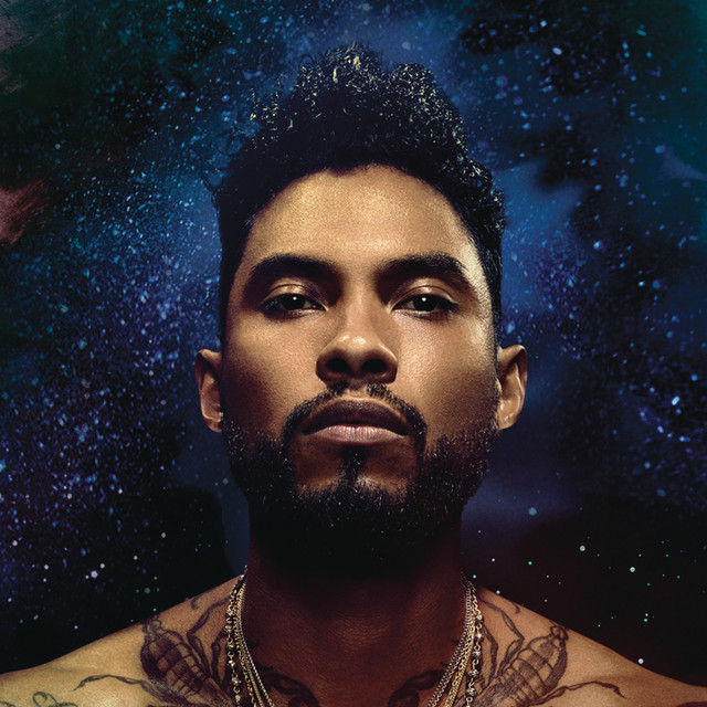 Miguel Strips Naked for WildHeart Album Artwork