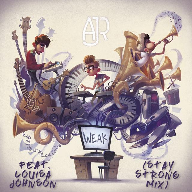 Weak (feat. Louisa Johnson) [Stay Strong Mix]