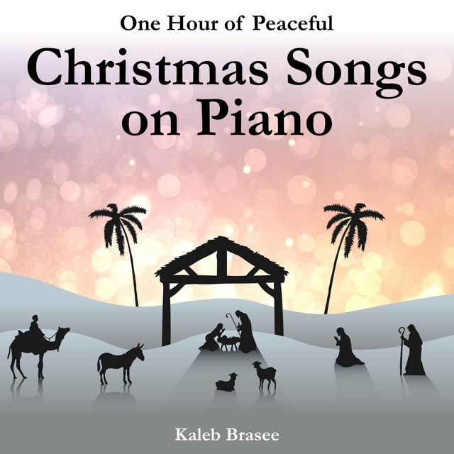 One Hour of Peaceful Christmas Songs on Piano (Instrumental)
