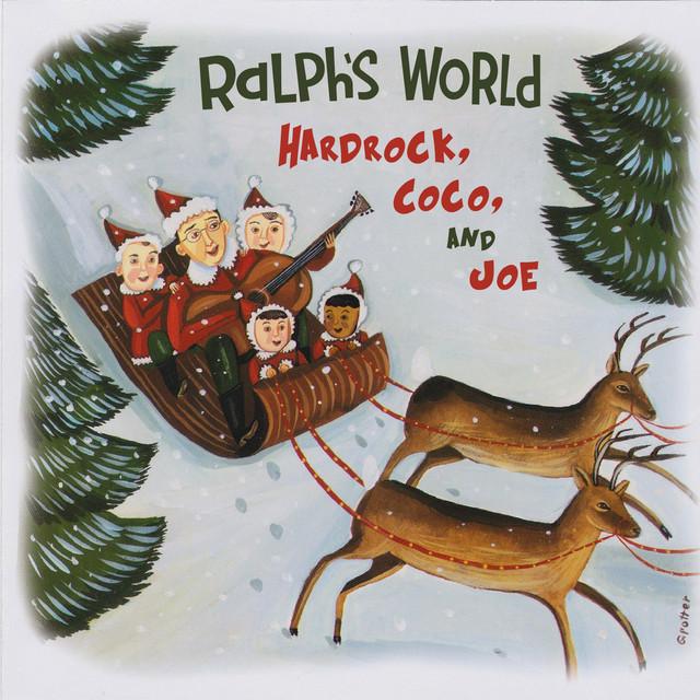 Hard Rock, Coco, and Joe by Ralph's World