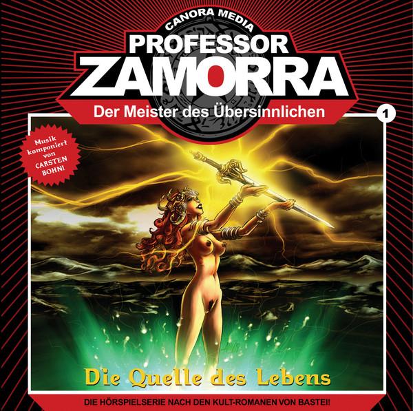 Professor Zamorra (1) [Die Quelle Des Lebens]