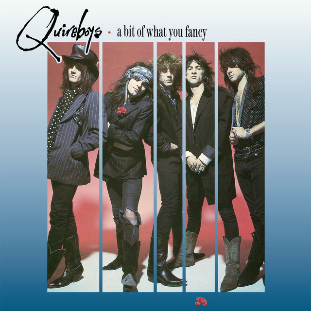 The Quireboys  A Bit Of What You Fancy :Replay