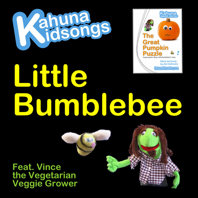 Little Bumblebee by Kahuna Kidsongs