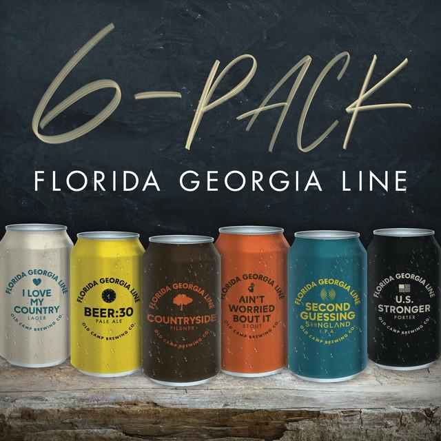 Florida Georgia Line - 6-Pack cover