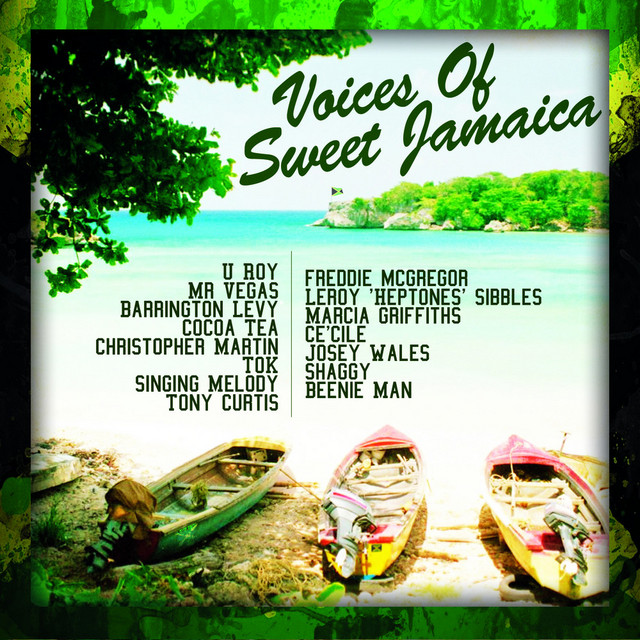 The Voices Of Sweet Jamaica - All Star Remix