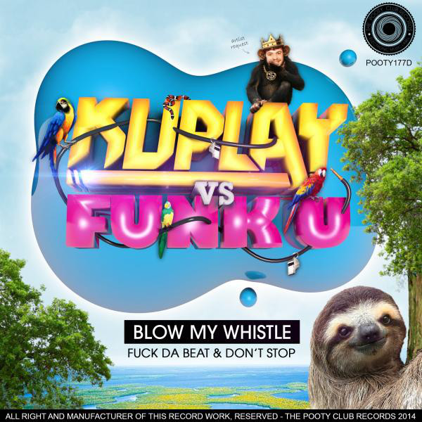 Fuck Da Beat - Original Mix