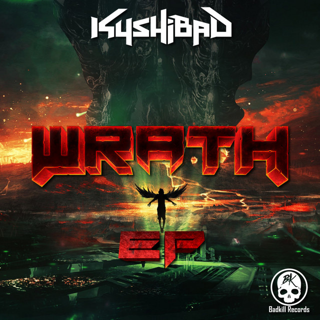 Wrath EP Image