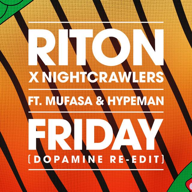 Friday [Dopamine Re-Edit] album cover