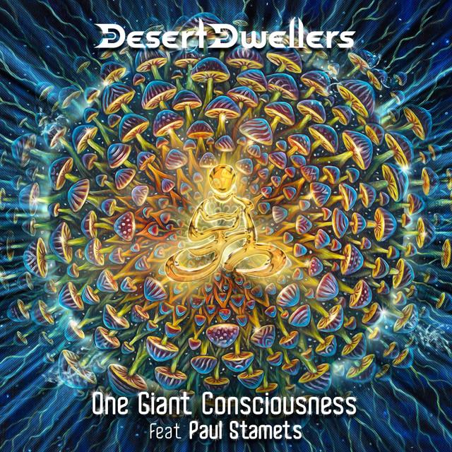 One Giant Consciousness Image