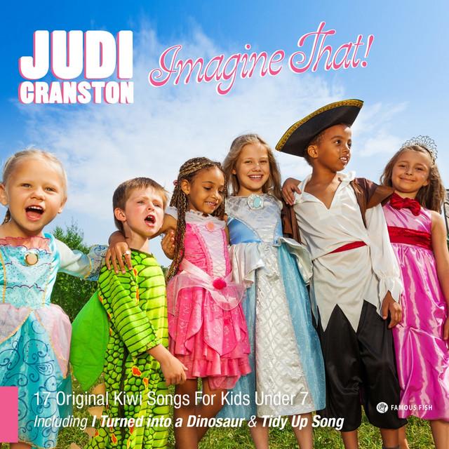 Imagine That! (Kiwi Songs for Kids Under 7) by Judi Cranston