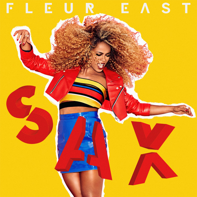 Artwork for Sax by Fleur East
