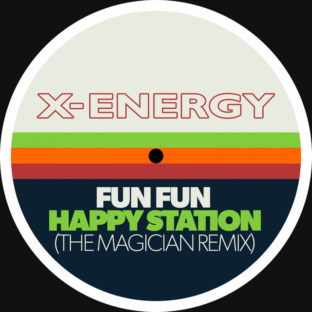 Happy Station (The Magician Remix)