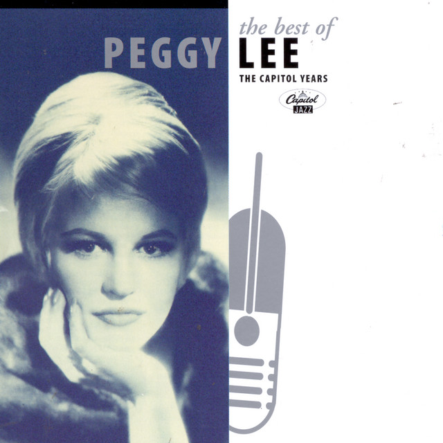 Cover art for Why Don't You Do Right (Get Me Some Money Too) by Peggy Lee